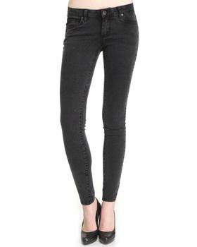 Basic Essentials - Acid  skinny jeans