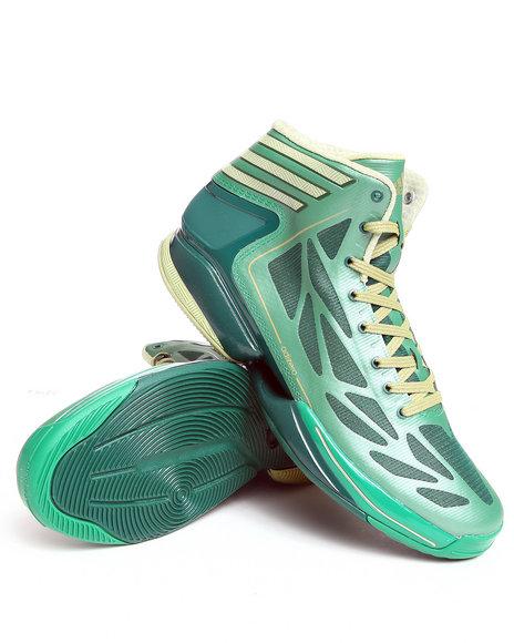 Adidas Men Green Crazy Light Sneakers