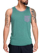 Under Armour - Tech Barrel tank top