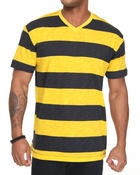 Buyers Picks - Ralph Stripe V-Neck Tee
