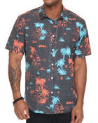 The Skate Shop - Mental Fun Button-down