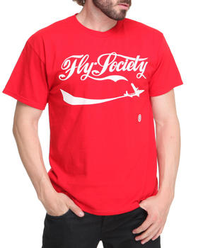 Flysociety - Enjoy the Fly Life Tee