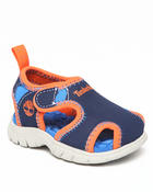 Boys - Little Harbor Closed Toe Sandals (TD)