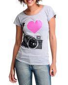 Graphix Gallery - I love Camera Tees