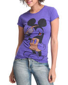 Graphix Gallery - Mickey W/Gloves Tee