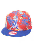 Accessories - Los Angeles Angels Multihawi snapback hat