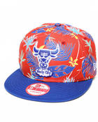 Hats - Chicago Bulls Multihawi snapback hat