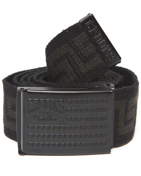 Crooks & Castles - Pledge Belt