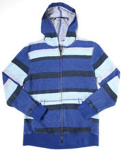 Sizes 8-20 - Big Kids - Himeji Zip Front Hoody (8-20)