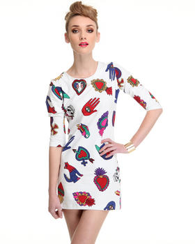 Joyrich - Mexico Vacation Jersey Dress