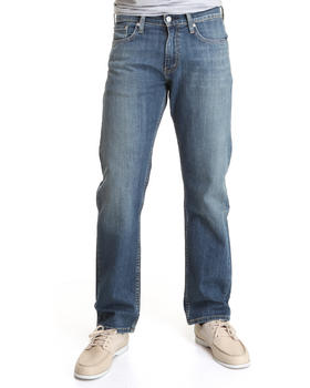 Levi's - 514 Slim Straight Fit Dusky Blues Jeans