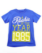 Sizes 8-20 - Big Kids - ROOKIE OF THE YEAR TEE (8-20)