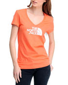 Women - Half Dome V-Neck Tee