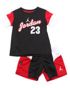 Air Jordan - AJ RETRO SHORT SET (4-7)
