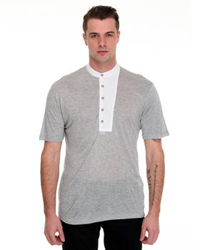 D by D - Nehru Collar S/S Shirt