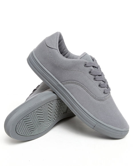 Buyers Picks Men Grey Doubleback Classic Sneakers