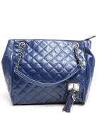Women - Wink Double Handle Quilted Bag