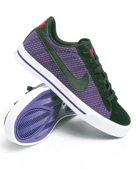 Nike Men Purple Sweet Classic Premium Sneakers