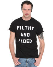 Men - FIlthy And Faded Tee