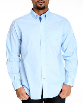 Nautica - Mechanical Stretch Poplin Button Down