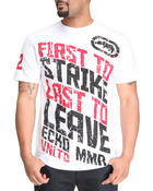 Men - First To STrike Tee