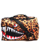 Women - Leopard Shark Large Duffel