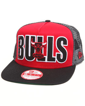 New Era - Chicago Bulls Big Impact Snapback (A-frame)