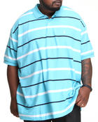 Shirts - Stripe Deck Polo
