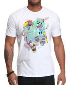Kid Robot - Major Lazer X Mad Decent X Kid Robot Limited Edition Tee