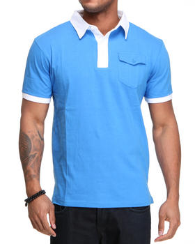 Basic Essentials - Short Sleeve Knit Polo