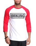 IMKING - Block Raglan