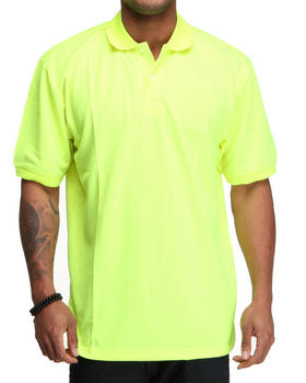 Basic Essentials - Neon Polo