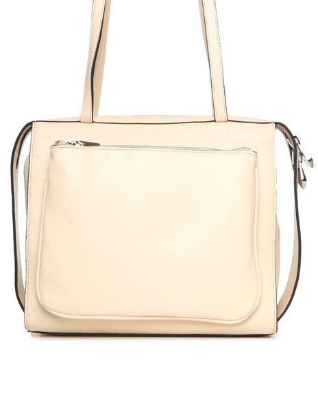 Ur-ID 136672 Pour La Victoire Women's Arken Long Shoulder Bag Beige by Pour La Victoire