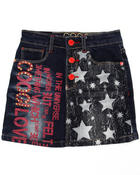 Girls - DENIM SKIRT (7-16)