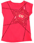 Girls - COOGI STAR TEE (7-16)