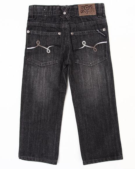 LRG Boys Black Future Classic Jeans (4-7)