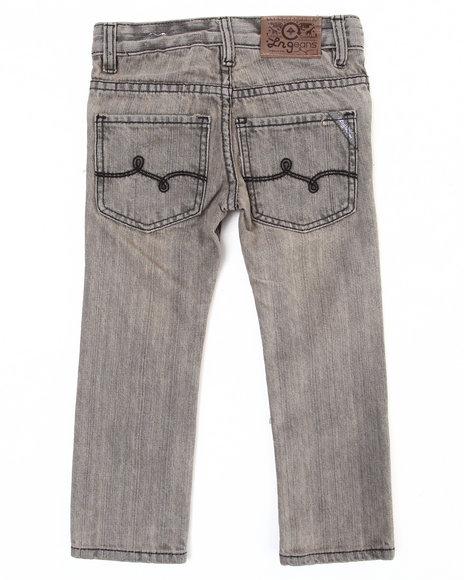 LRG Boys Grey Tree Hugger Jeans (4-7)