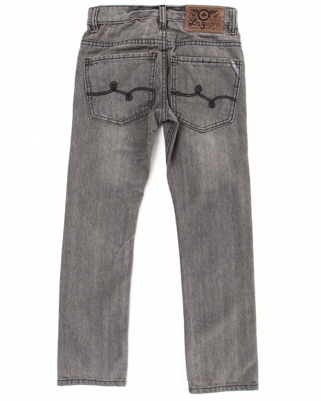 LRG - Boys Grey Tree Hugger Jeans (8-20)