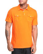 Company 81 - S/S Dual Chest Pocket Polo Shirt