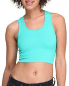 Women - Seamless H-Back Crop Top