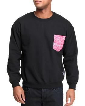 Buyers Picks - Pink Rose Crewneck Sweatshirt