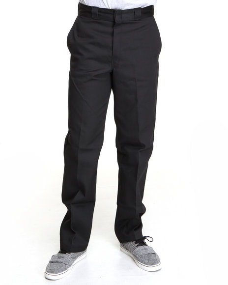 Dickies - Men Black Original Dickies 874 Pant