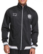 Track Jackets - Brooklyn Nets Anderson track Jacket
