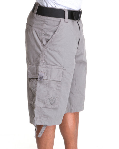 Enyce Men Grey Chameleon Short