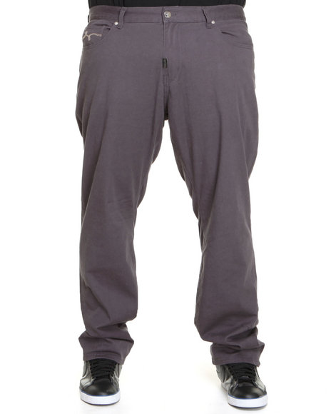 LRG Men Charcoal Smoketree Ts Pant (B&T)
