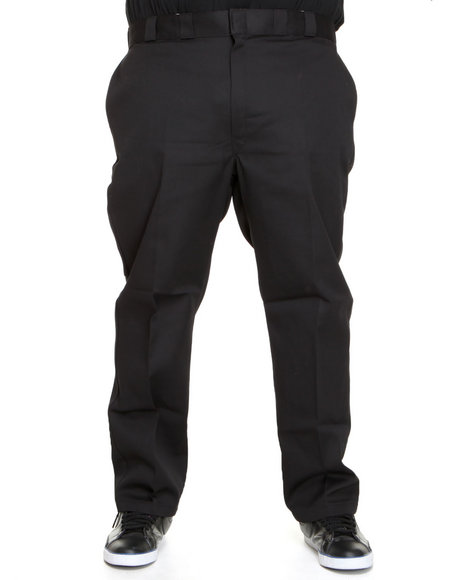 Dickies - Men Black Original Dickies 874 Pant (B&T)