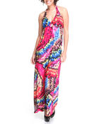 Women - Fight the Power Maxi Dress
