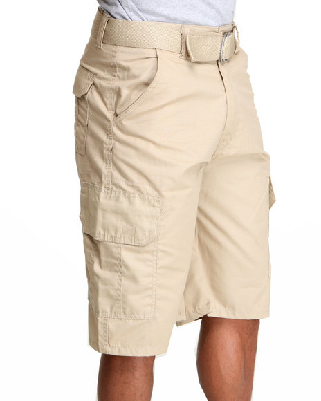 Enyce Men Khaki Redemption Cargo Short