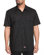 Dickies - Dickies Short Sleeve Button-Down