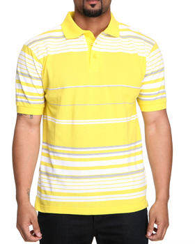 Basic Essentials - Reminisce Striped Polo